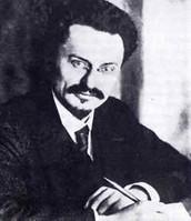 Lev Davidovich Bronstein