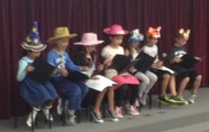 Readers' Theater in 1st Grade!