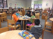 Lunch time Book Clubs Begin!