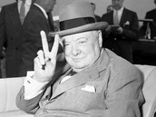 Winston Churchill: the most influential man in history