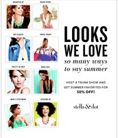 Let's get styled this summer!