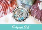 Vacation Themed Locket