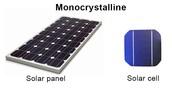 Monocry-  stalline