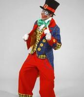 Mack in costume