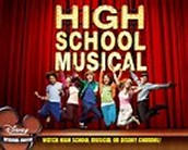 Auditions for district-wide producation of Disney's High School Musical: