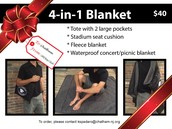 Holiday Blanket Sale