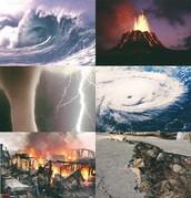 Earth's Natural Phenomena