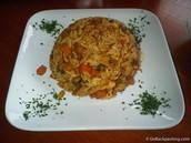 Arroz con Pollo (or Camarones)
