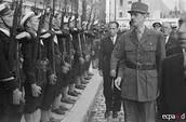 Charles de Gaulle et Raymond