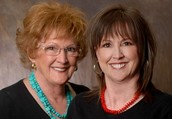 Kay Kerby and Sarah Campbell, Your favorite Mother-Daughter REALTORS®!