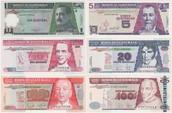 La Moneda es la Quetzal- Currencey