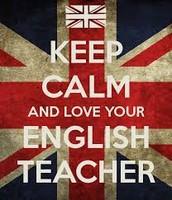Immed. req (d). English Teach.