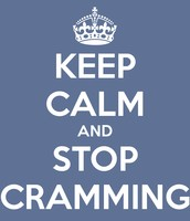 Tip 2: Avoid Cramming