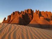The World's largest Desert, Sahara Desert!!
