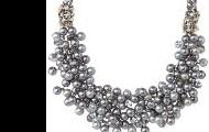 Isadora Pearl Bib $55