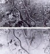 מיקום הטלת הפצצה - העיר הירושימה