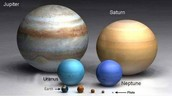 jupiter compared to other planets
