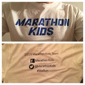Represented Marathon Kids At The Race!