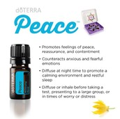Win a bottle of our new Peace blend!
