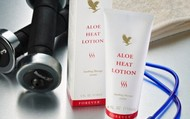 Aloe Heat Loton