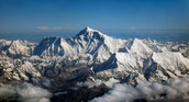 Mt. Everest in Nepal/Tibet