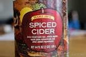 Spiced Cider Apple Juice