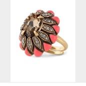 Rosanna Adjustable Ring