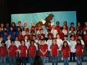 Junior Kindergarten and Kindergarten Spring Musical