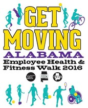 2016 Alabama Employee Health and Fitness Walk