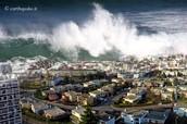 The 2004 tsunami