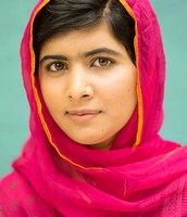 The Cover of Malala's Auto-Biography, I am Malala