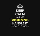 Corinne's Party Organization