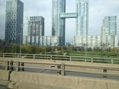 High-density residential land-use