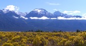 The San de Cristo Mountains