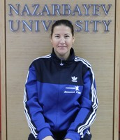 Volleyball Coach Oksana Krupa