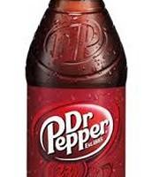 Dr Pepper Bottle