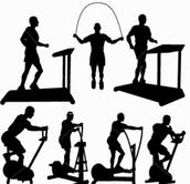 Debes hacer ejercicio cada día  y levantar pesas.
