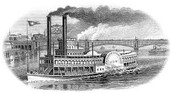 An old Steamboat