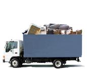 Bring large items to trash bin on SATURDAY!