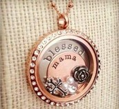 MOTHER'S DAY LIVING LOCKET