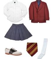 Girl's Uniform
