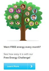 Earn Free Electric or Natural Gas Every Month!!!