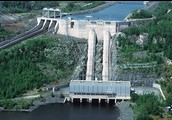 Ontario Hydro Power Plant