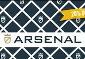Arsenal Trigger Sprayer and Eco Wash - Car Wash
