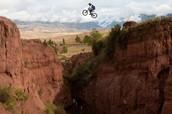 Extreme Bike Riding