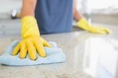 Le temps pour nettoyer