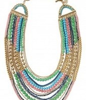 Sahara Bib Necklace