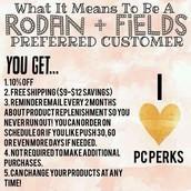 Preferred Customers