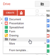Google Drive and Docs - Managing Your Files: