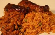 African Rice Dinner